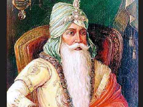 Badal offers to install Maharaja Ranjit Singh's statue in France