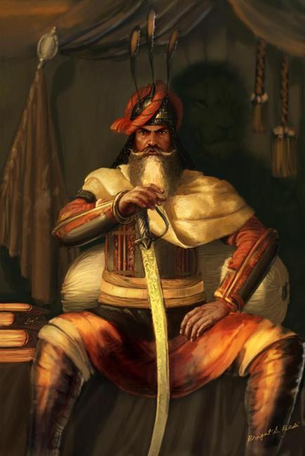 Hari Singh Nalwa:The Greatest Conquerors of History