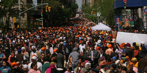 Sikh Day Parade New York City