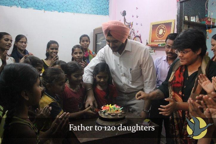Jaswinder Singh an inspirartion